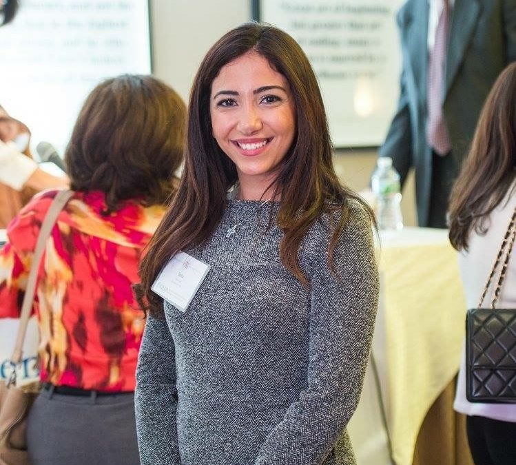 Seta Eskanian Elected Secretary In Armenian International Women's Association New England