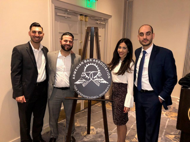 CMBG3 Sponsors Successful Armenian Bar Association Event