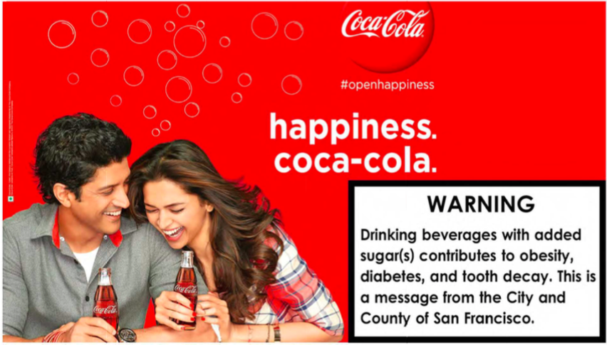 San Francisco Court Strikes Down Soda Warning Labels Ordinance