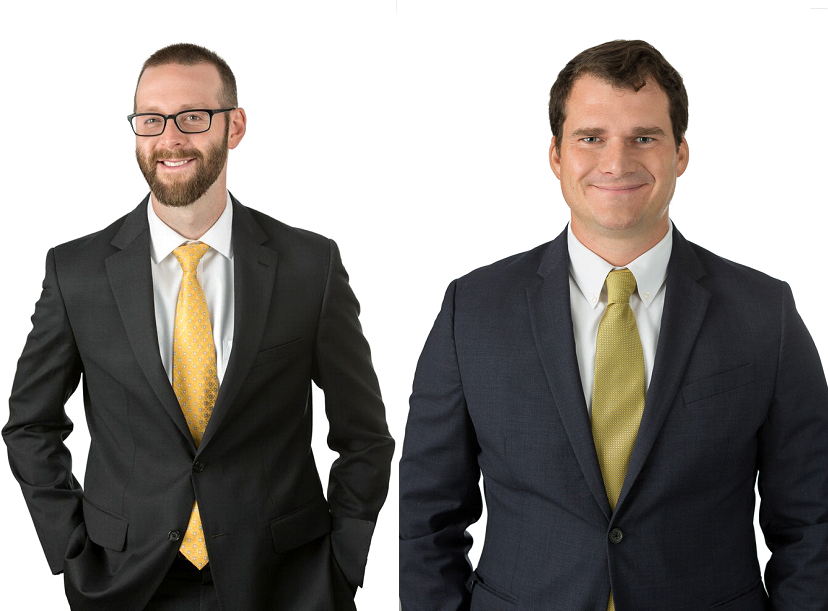 CMBG3 Welcomes Attorneys Eric Robbie and Ross Elwyn To The Team