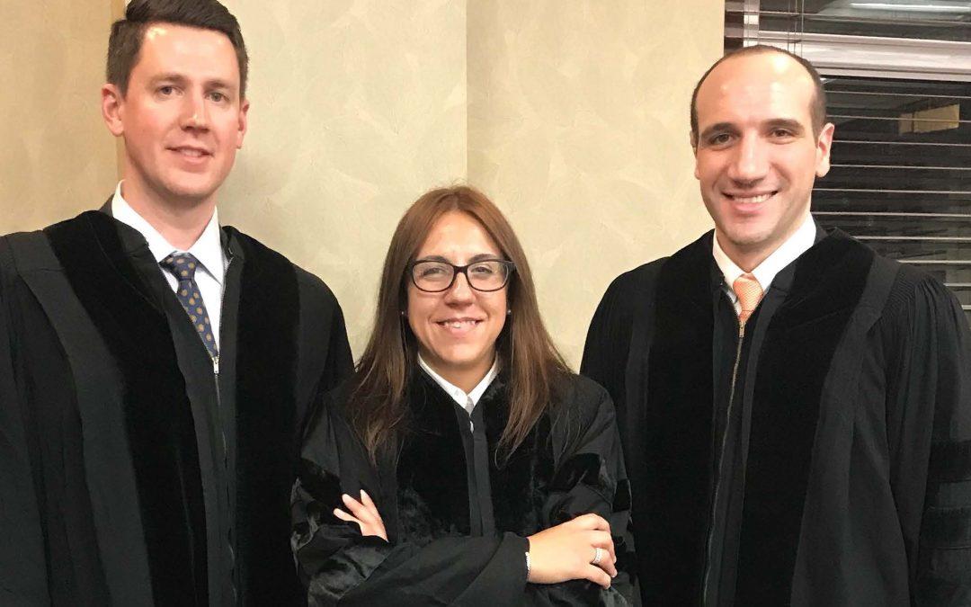 CMBG3 Attorneys Volunteer As Judges For Law School