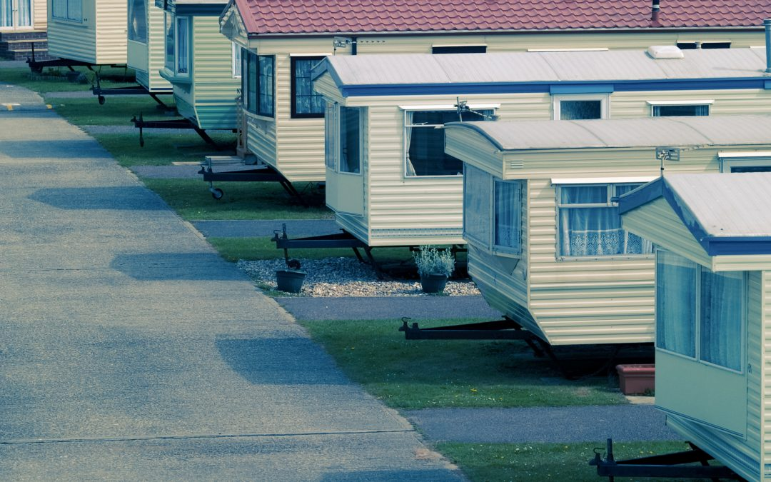 California Considers Bill For Mobile Home Owners