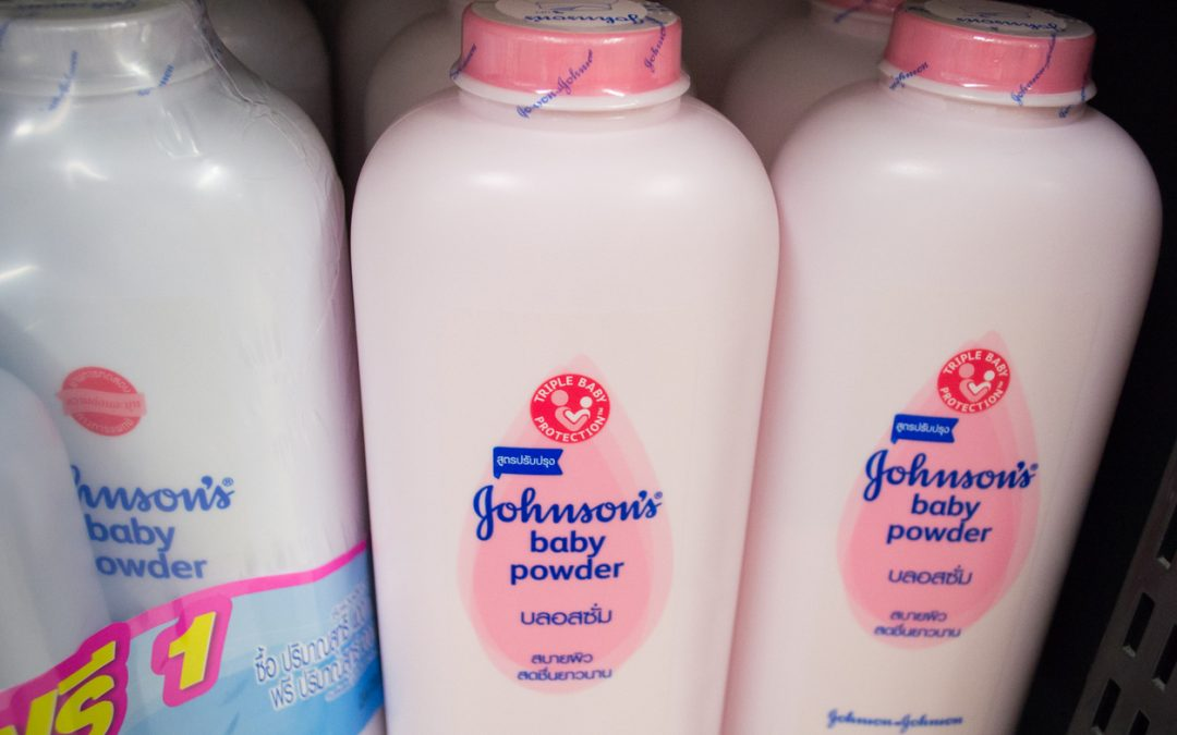California Trial Alleging Mesothelioma Caused By Asbestos-Contaminated Talcum Powder Begins (Again)