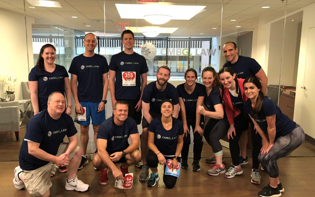CMBG3 Runs To End Heart Disease and Stroke