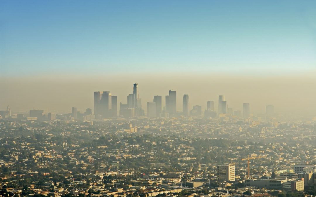 Air Pollution Cited As Cause of Death – Will Lawsuits Follow?