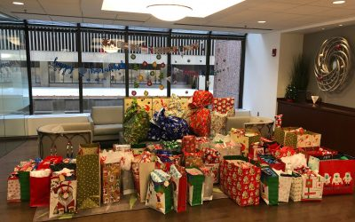 CMBG3 Cares Fulfills Holiday Wish Lists For 75 Children