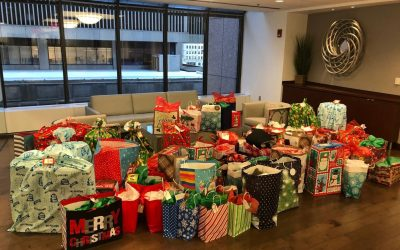 CMBG3 Cares Fulfills Holiday Wish Lists For 72 Children