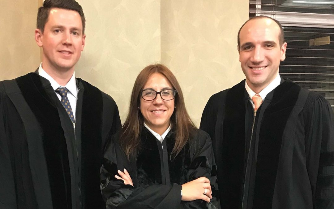 CMBG3 Attorneys Volunteer As Judges For Law School