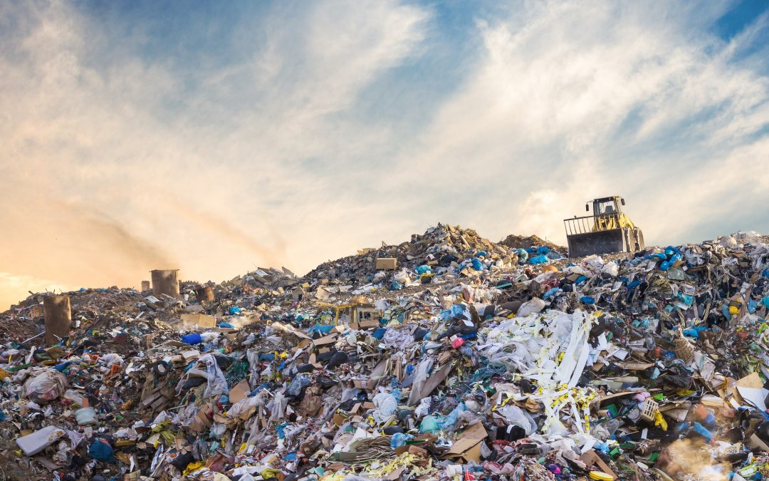 PFAS In Landfills In MN Is Warning Alarm For Waste Management