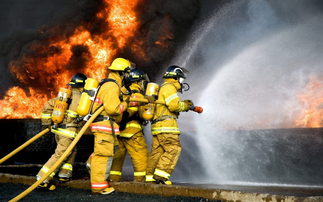 PFAS Firefighting Foam Ban Passes In CA