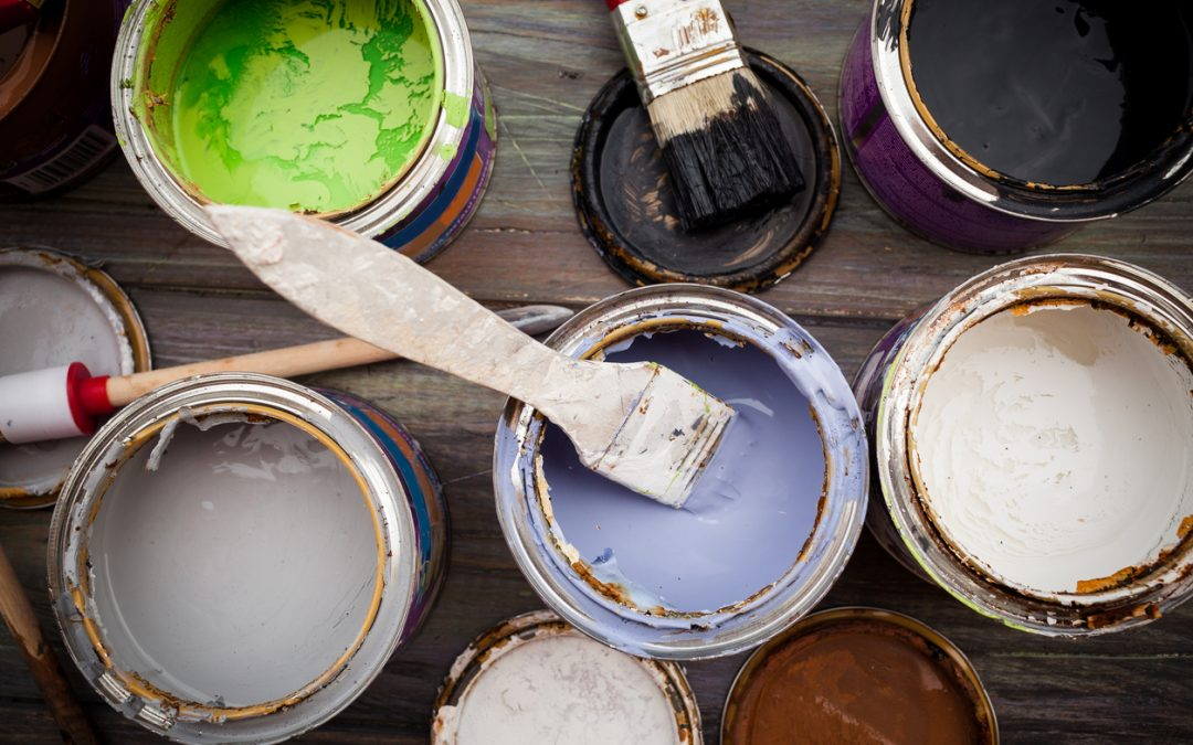 Paint Companies Fight $1.15 Billion Lead Ruling